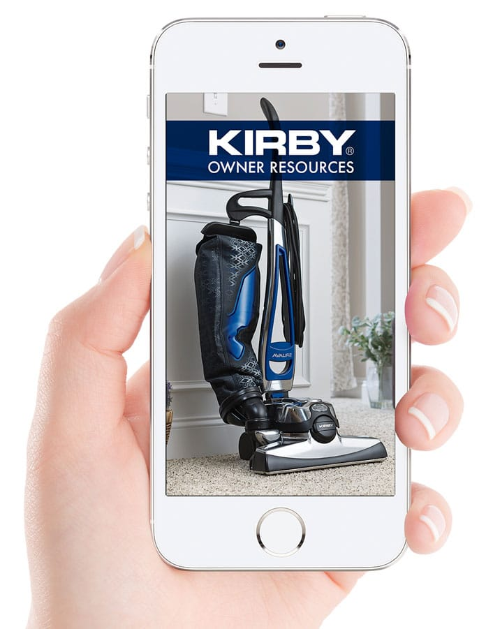 Our best vacuum cleaner yet! Deep clean with the Kirby Avalir 2